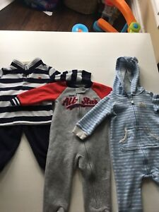 9 months baby boy clothing