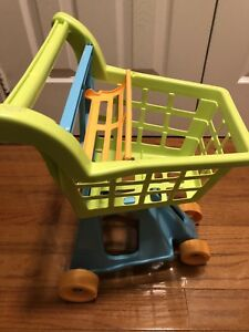 Children's Toy Shopping Cart