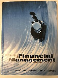 The foundations of financial management kijiji in ontario buy foundations of financial management fandeluxe Image collections