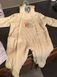 New baby winter clothes