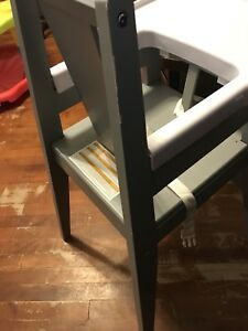 Zobo high chair