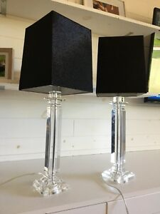 Matching Table Lamps - SOLD PPU