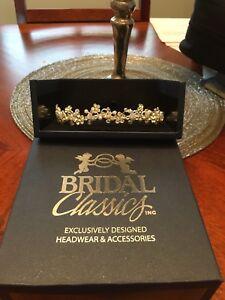 Bridal headwear accessory