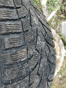 Winter tires 255 45 R19