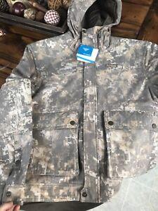 Men's Columbia Wool Digi Camo Jacket