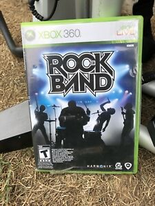 Rock Band x-box 360