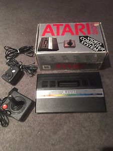 ATARI 2600 Console & games Point Cook Wyndham Area Preview