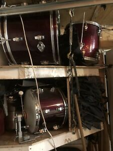 Cb700 drumset with all accessories