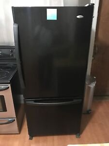 Amana Fridge With Pull Out Freezer Drawer