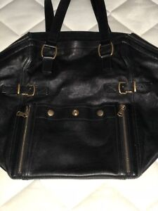 YSL -Rive Gauche Downtown Tote - *Authentic*