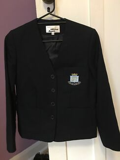 St Vincent's College Winter uniform