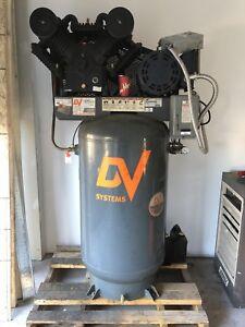 7.5hp DV compressor