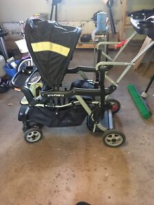 Babytrend Sit and Stand LX