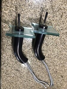 Set of two Waterfall Bathroom Faucets