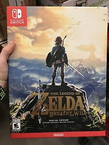 Breath of the Wild Special Edition