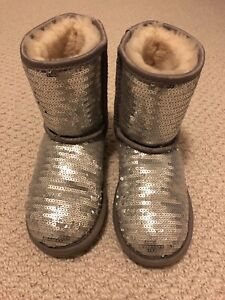 Authentic UGGs girl's boots