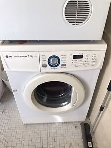 Fridge Washer and dryer for $500 Prahran Stonnington Area Preview