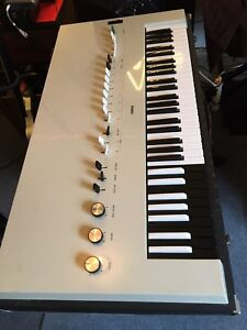 Vintage Yamaha YC Combo organ, Keyboards and effects pedals.