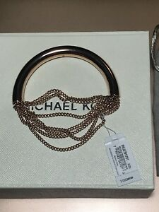 Michael Kors Rose Gold Bracelet