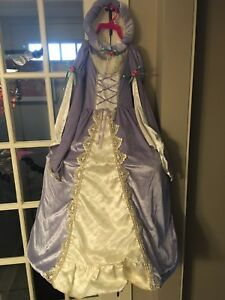 *new* Gorgeous maiden costume girls size 7/8