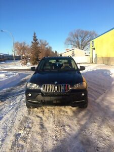 2007 BMW X5 4.8i sport package