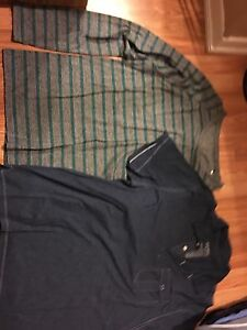 SELLING 6 MENS SIZE XL POLOS ***NEW COND***