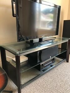 Tv stand/entertainment center