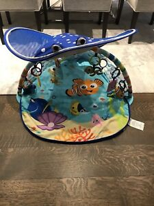 Barely Used Disney baby play mat