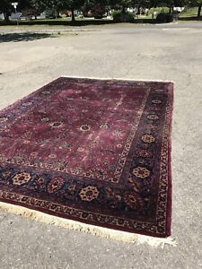 Authentic Hand Knotted Persian Rugs to be sold