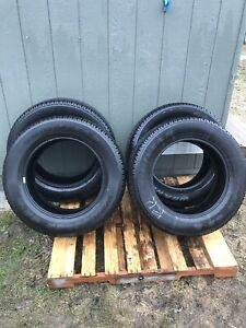 "20"" Goodyear Wrangler tires only"