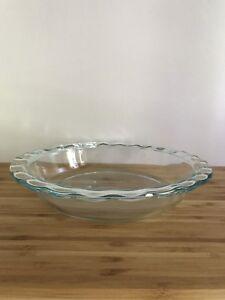 New Pyrex Glass Pie Plate