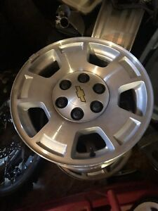 Brand new chev/Gmc truck rims , fits Tahoe and Yukon as well