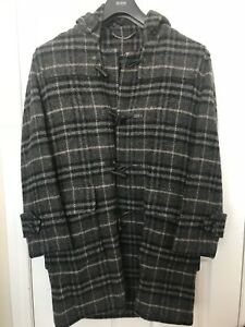 Authentic new Burberry wool duffle coat