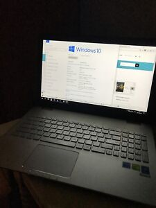 Portable Asus Intel i7