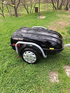 Motorcycle trailer / small car trailer for sale