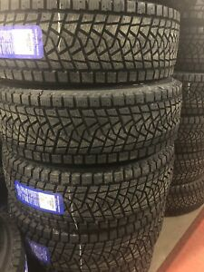 NEW LT275/65/R18 WINTER TIRES 10 PLY LOAD E