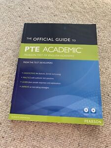 PTE Academic (used) Bowral Bowral Area Preview