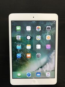 Silver iPad mini 2 - 64GB