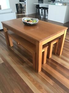 Iron bark sold table must sell ASAP brisbane