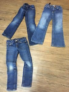 Girls size 6 Jeans