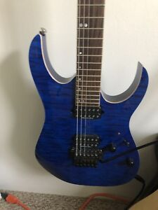 Ibanez RG920QMZ-CBE! For Sale or trade !!
