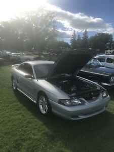 Procharger Supercharged 1996 Mustang GT