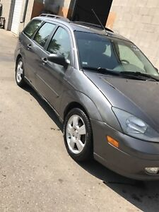 2003 Ford Focus ZTW Certified and E-tested!