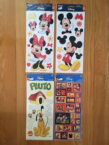 LOT DE STICKERS DISNEY MICKEY ET SA BANDE  NEUFS