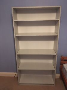 Light blue bookshelf Northgate Brisbane North East Preview