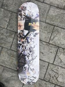 New Jason Lee Parry Globe skateboard deck
