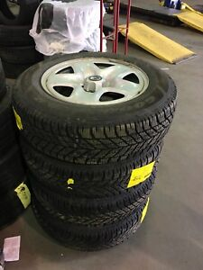 Goodyear Ultragrip Winter 225/65R17