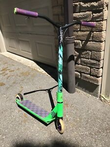2013 Envy Prodigy Pro Scooter W/ lots of upgrades