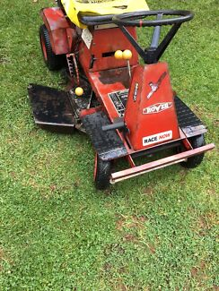 Swap everything for a Cigweld Mig or a small sthil chain saw