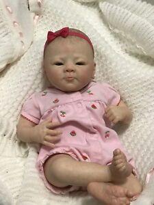 Reborn Baby Doll Emma Louise by Elise Marx